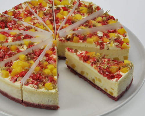 Cheesecake-Mangue-Citron-patisseries-americaines