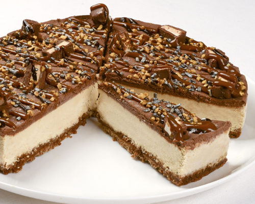 Cheesecake-glaçage-choco-patisseries-americaines